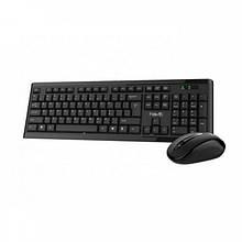 Клавіатура + мишка Havit HV-KB653GCM wireless black