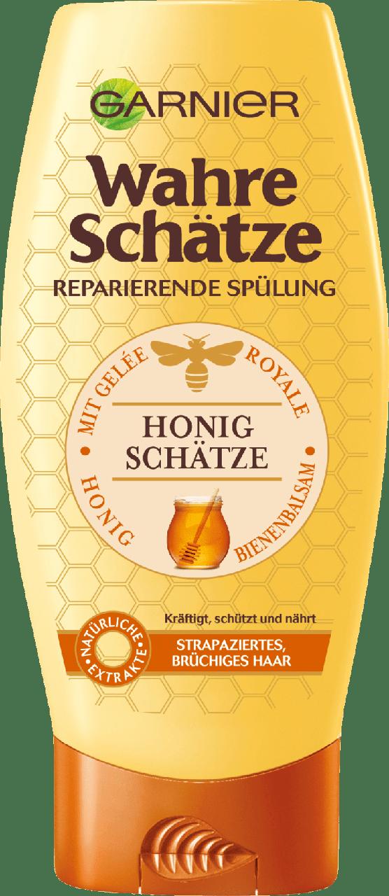 Кондиционер для волос GARNIER Wahre Schätze Honig, 250 мл.