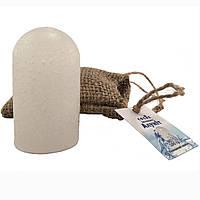 Алуніт (Квасцевий камінь). Природний антиперспірант в мішечку, 100 г