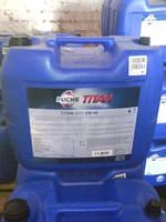 Моторное масло FUCHS TITAN GT 1 5W-40 (20л.) для VW, MB, BMW и других авто
