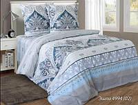 Ткань для постельного белья, бязь набивная, ЭШЛИ