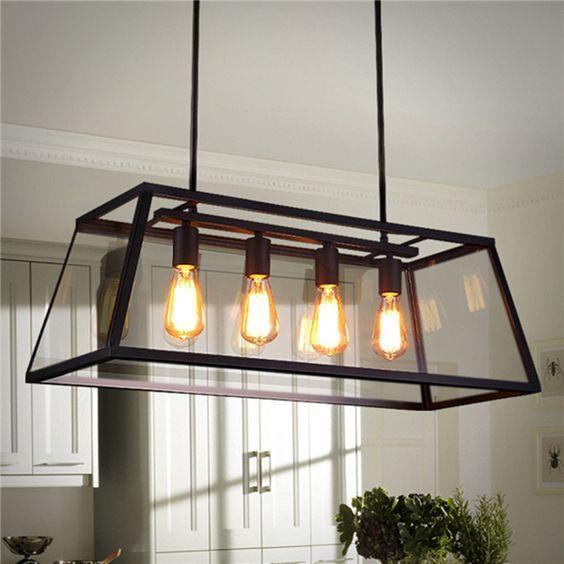 Светильник в стиле LOFT (Lamp - 59)