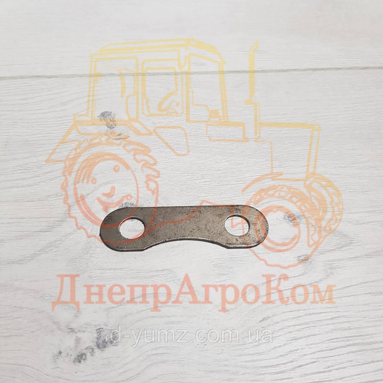 Пластина маховика замковая длинная ЮМЗ Д-65 | Д03-016