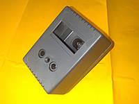 Корпус пластмасовый для электроприборов барьеров и терморегуляторов 7-16 Ампер .
