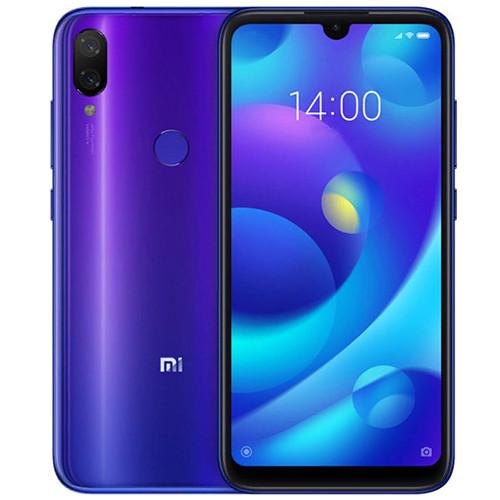 Смартфон Xiaomi Mi Play 4/64 Gb Blue Global version (EU) 12 мес