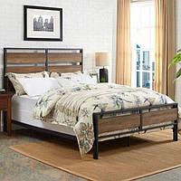 Кровать в стиле LOFT (Bed - 053)