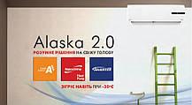 Кондиционер NEOCLIMA Alaska 2.0 NS/NU-18AHTIw инвертор, фото 3