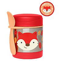 Детский термос для еды, лиса, Skip Hop 252392