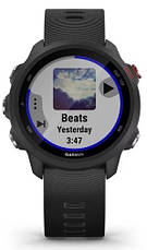 Смарт-годинник Garmin Forerunner 245 Music Black, фото 3