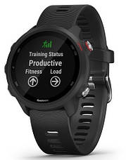 Смарт-годинник Garmin Forerunner 245 Music Black, фото 2