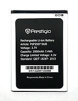 Акумулятор Prestigio PSP 3507 DUO Wize N3 2000mAh Батарея АКБ