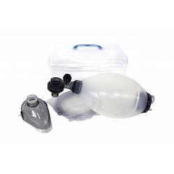 Мешок дыхательный реанимационный  Амбу (силиконовый)
