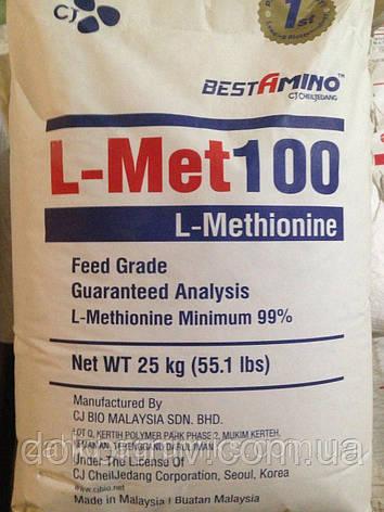 L- Метионин кормовый, фото 2