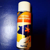Краска - спрей желтая для маркировки животных 380мл HATTING (Дания)