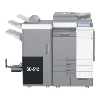 SD-512 Буклетное устройство (до 80 стр.), складывание, сшивание по центру (для финишера FS-535)