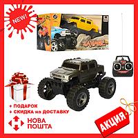 Радиоуправляемый Джип DH-8011 Черный  | игрушечная машинка хаммер | машина на пульте управления