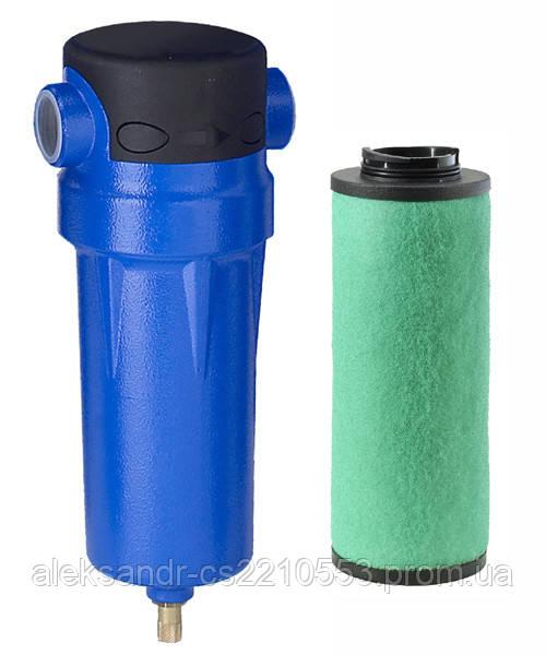 Omi HF 0010 - Фильтр для сжатого воздуха тонкой очистки 1170 л/мин