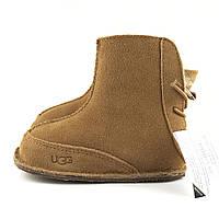 Замшевые Угги от UGG Australiaр 20, зимния детская обувь