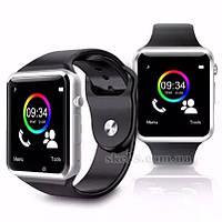 Cмарт часы Smart Watch A1 (GT08) | Аналог Apple Watch Sim-картой, Bluetooth камерой