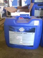 Моторное масло FUCHS TITAN SYN 10w-40 MC (20л.) универсальное для бензиновых и дизельных дв.