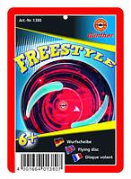 Фризби метательный диск из пенополиуретана FREESTYLE, Paul Guenter