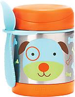 Детский термос для еды, собачка,  Skip Hop 252378, фото 1