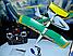 Радиоуправляемый самолет - планер мини YT-103 (размах крыла 36 см) | самолет на радиоуправлении | самолетик, фото 3