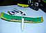 Радиоуправляемый самолет - планер мини YT-103 (размах крыла 36 см) | самолет на радиоуправлении | самолетик, фото 6