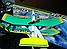 Радиоуправляемый самолет - планер мини YT-103 (размах крыла 36 см) | самолет на радиоуправлении | самолетик, фото 8