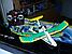 Радиоуправляемый самолет - планер мини YT-103 (размах крыла 36 см) | самолет на радиоуправлении | самолетик, фото 9