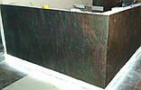 Каменный шпон, производство мебели, фасадов и деталей для интерьера из каменного шпона, ЗD визуализация,, фото 6
