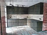 Каменный шпон, производство мебели, фасадов и деталей для интерьера из каменного шпона, ЗD визуализация,, фото 7