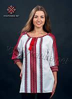 Трикотажні вишиванки жіночі в Украине. Сравнить цены fe85aa3d01389