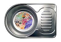 Кухонная мойка Galati Luca Satin