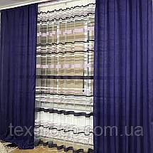 Готовые шторы с тюлью №358, фото 3