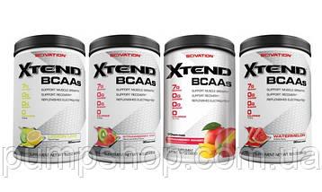 Амінокислоти BCAA Scivation Xtend BCAAs Original 420 г (30 порц.), фото 3