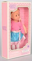 Кукла XS 144-2 Girl Dance в красивой одежде для девочки в коробке   куколка (5 видов)
