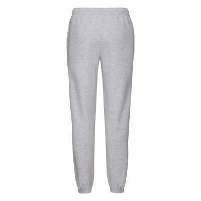 Утепленные мужские демисезонные штаны светло-серые - XL