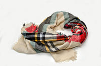 Шарф - плед  Joya 140 x 140 см Разноцветный 1872019, КОД: 390770