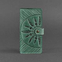 Портмоне BlankNote 7.0 Зеленый BN-PM-7-iz-ls, КОД: 391423