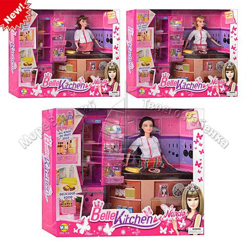 Мебель 85072 с куклой