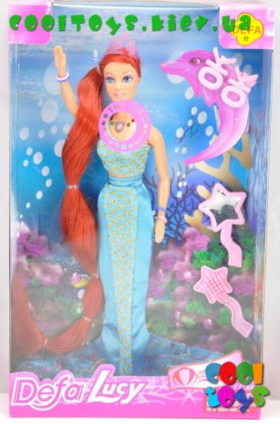 Кукла DEFA 8230 русалочка