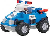 Конструктор SLUBAN M38-B 0183 полиция, 121 дет.