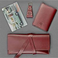 Набор BlankNote Тревел-кейс + обложка для паспорта + брелок Венеция BN-set-travel-2, КОД: 778245