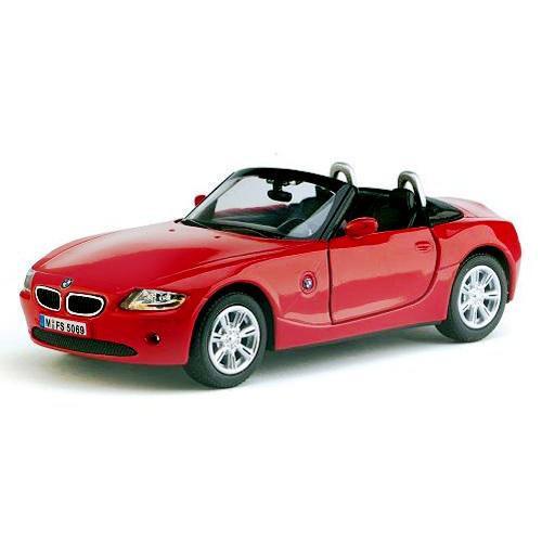 Машинка KINSMART KT 5069 W BMW Z4 инерционная