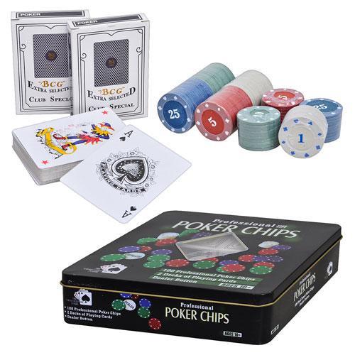 Набор для покера 0891