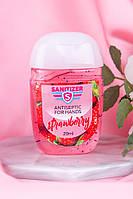 Антисептик для рук Strawberry