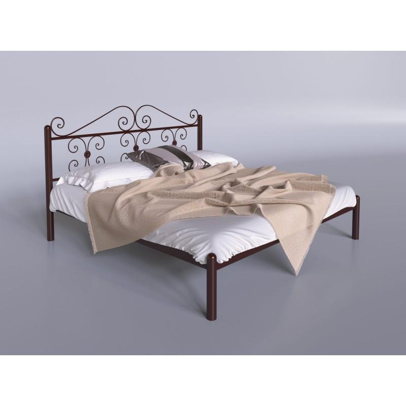 Кровать Тенеро Бегония Коричневый