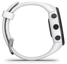 Смарт-годинник Garmin Forerunner 45S White, фото 3