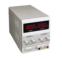 Baku BK-305D, стабилизатор напряжения и тока в электрической цепи, блок питания, с led-индикацией, 0/30В, 0/2А